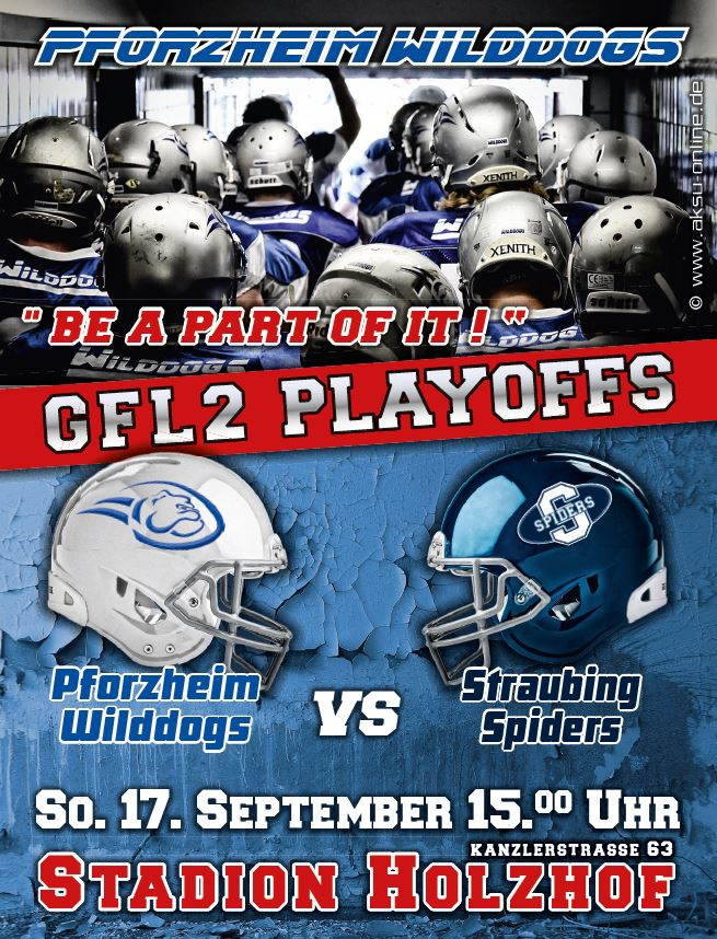Playoff Flyer